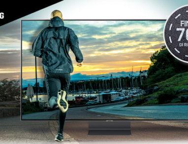 Samsung TV rimborso