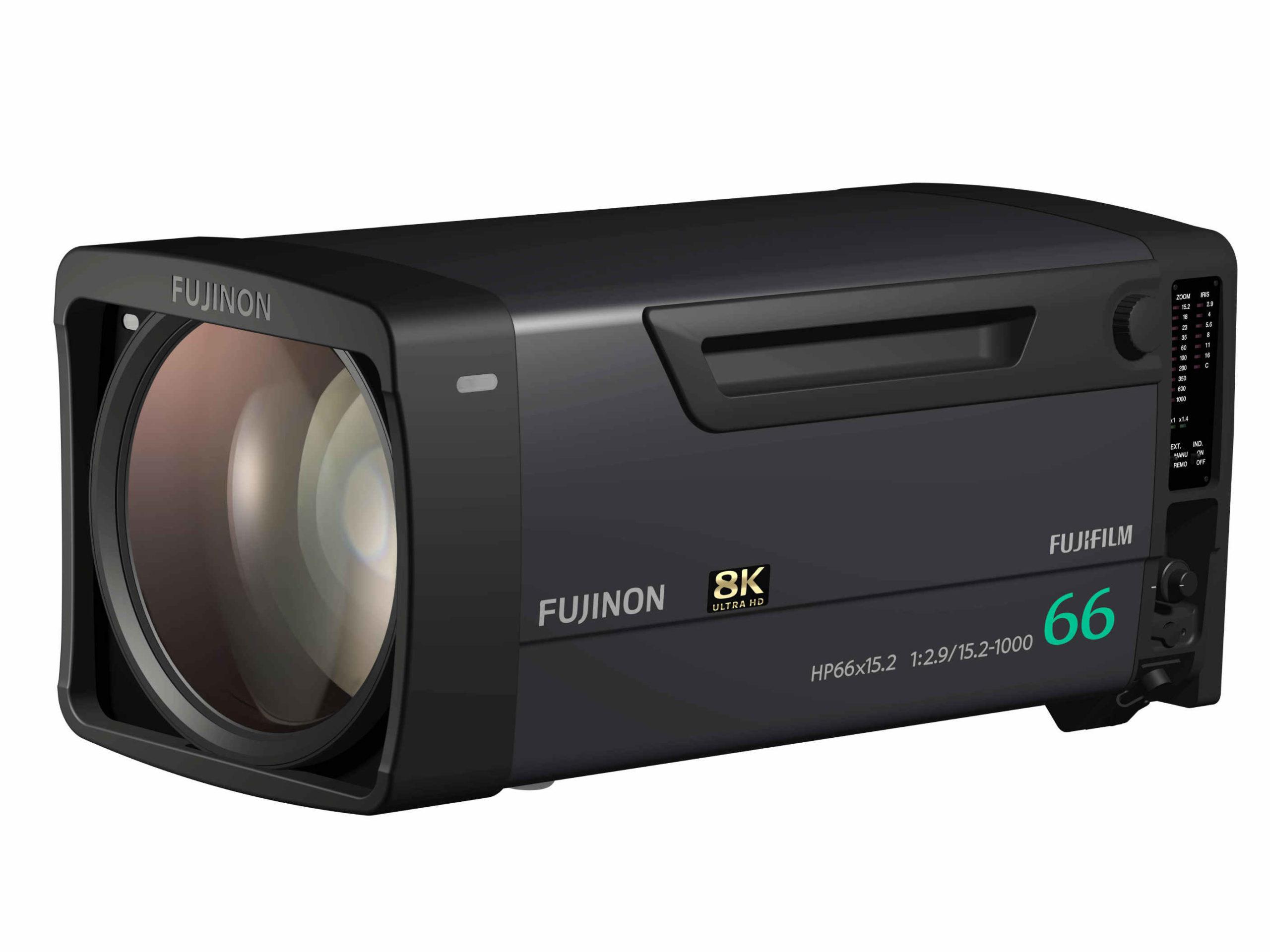 FUJINON HP66X15.2ES