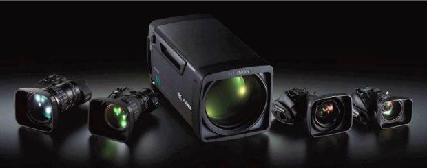 Fujinon, ottiche broadcast 4K e 8K