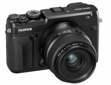 Fujifilm GFX50R + GF63mm