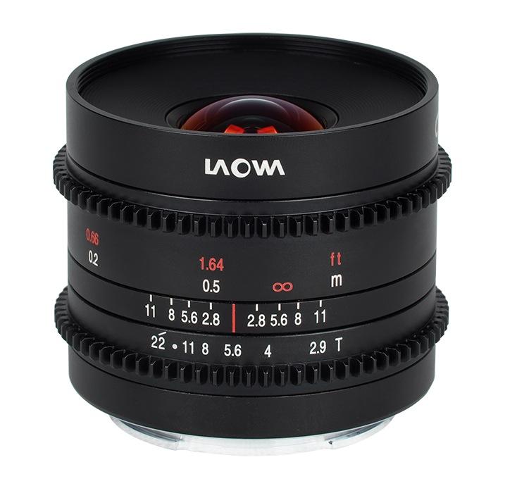 Laowa 9mm t/2.9 Zero-D