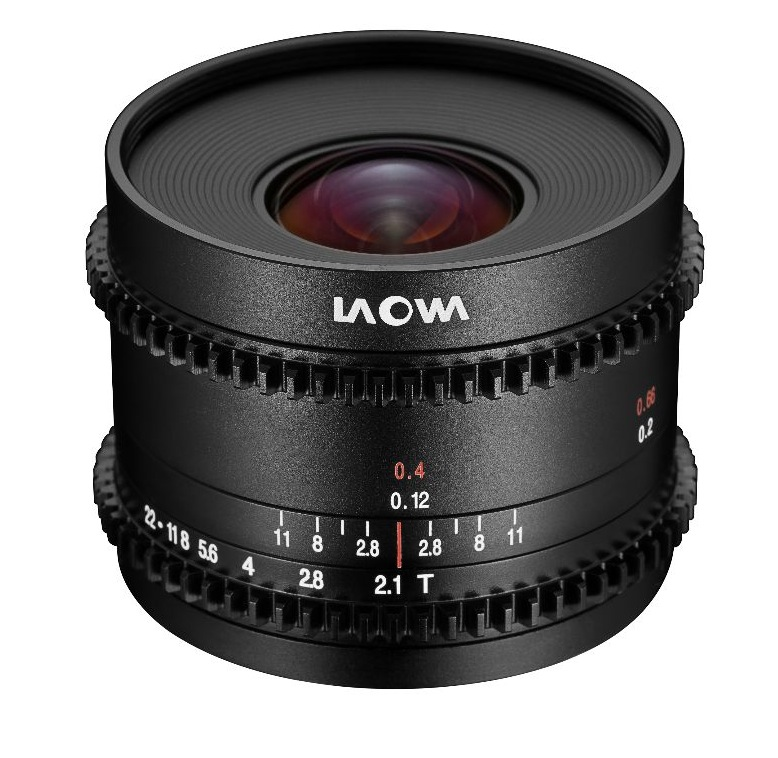 Laowa 7.5mm T/2.1 MFT