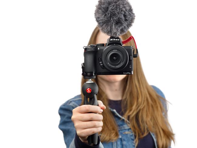 Nikon Z 50 Kit vlogger