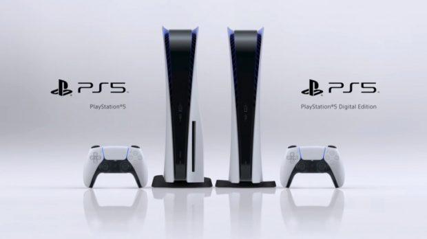 PlayStation 5, ecco la console e i giochi
