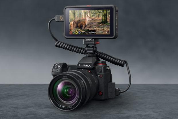 Panasonic Lumix S1H, firmware V. 2.0
