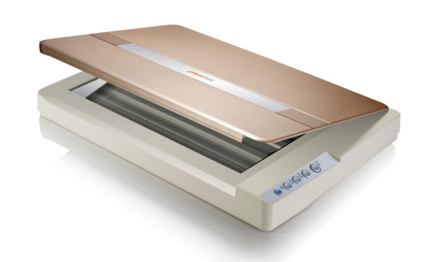 Plustek, nuovo scanner A3 per Mac/Win