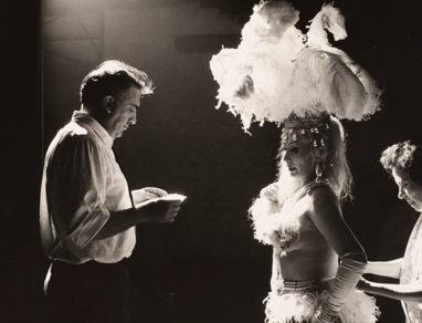 ©Tazio Secchiaroli - Fellini, Otto e Mezzo, 1962