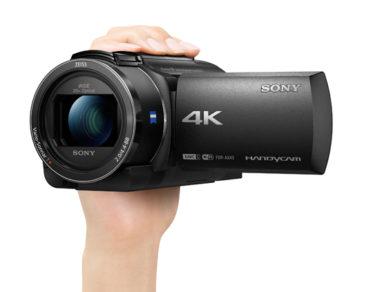 Sony FDR-AX43 4K