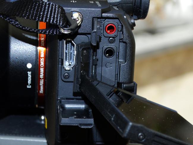 Sony AS 7III