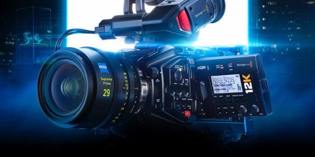 Blackmagic URSA Mini Pro 12K, tanti pixel per il cinema digitale