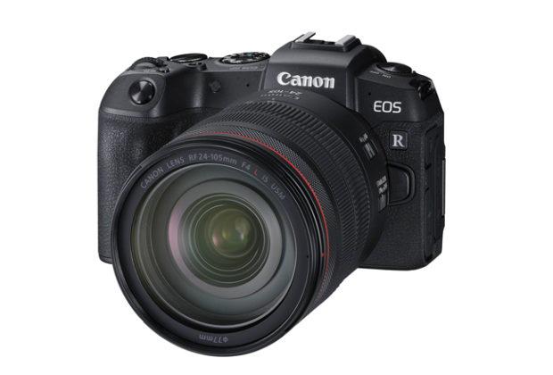 Fotocamera Mirrorless Canon EOS RP