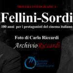 Fellini & Sordi, i protagonisti del cinema italiano a 100 anni dalla nascita