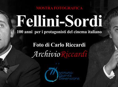 Fellini e Sordi mostra fotografica