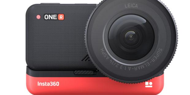 Insta360 One R, la nuova regina delle action-cam?