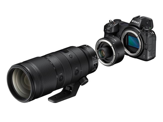 Nikon Z6 + TC2.0 + 70-200