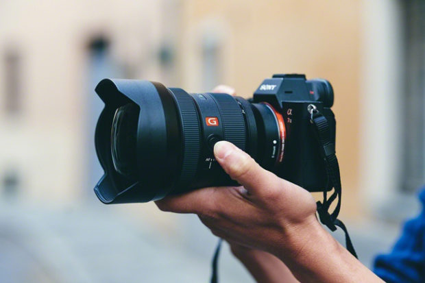 Sony FE 12-24 mm F2.8 GM, zoom ultra wide G-Master