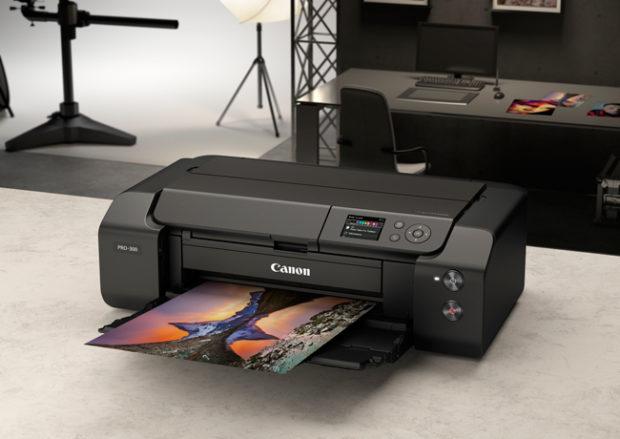 Canon imagePROGRAF PRO-300, per stampe professionali A3+