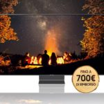 Samsung, nuove promozioni per TV QLED e soundbar