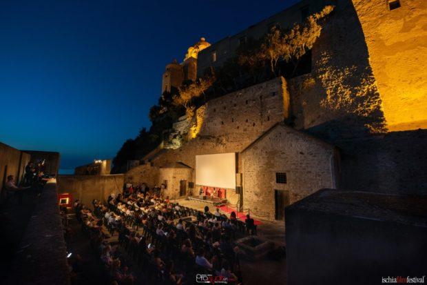 """Ischia Film Festival """"ibrido"""", grandi numeri dopo il lockdown"""