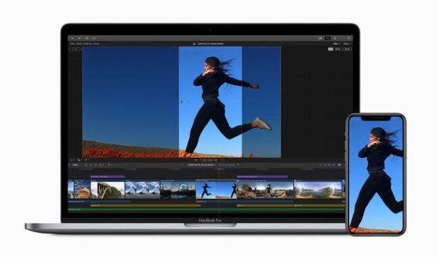 Nuovo Final Cut Pro X: proxy per remoto e AI per video 'social'