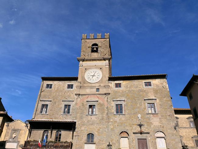 Cortona Palazzo Comunale
