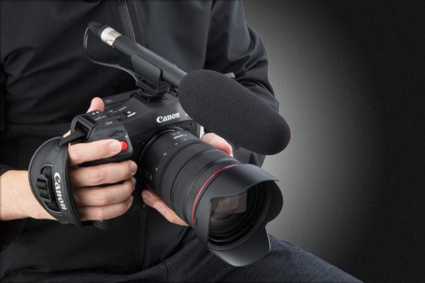 Canon EOS C70, la prima videocamera RF-mount