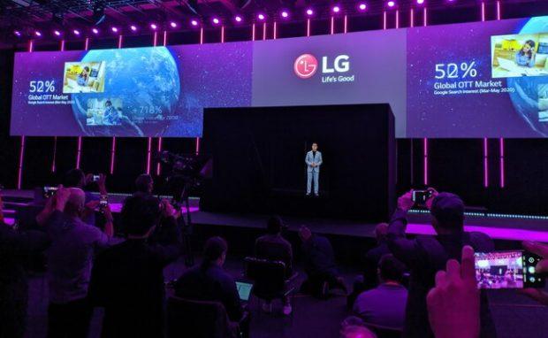 LG, la casa intelligente ThinQ Home ad IFA 2020 Special Editon