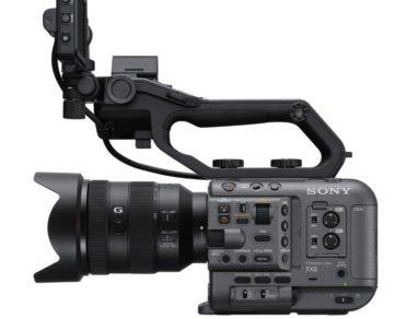 Sony Cinema Line - Sony FX6