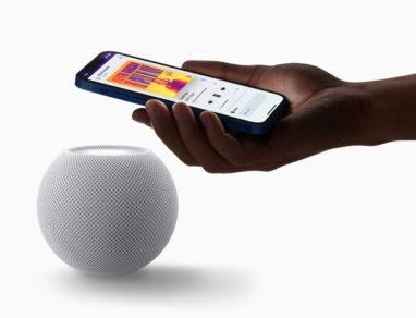 Homepod Mini iPhone