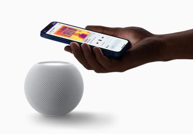Apple, nuovo smart speaker Homepod mini