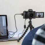 Trasforma una fotocamera Canon in webcam