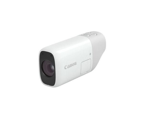 Canon PowerShot Zoom, arriva la compattissima 'monoculare'