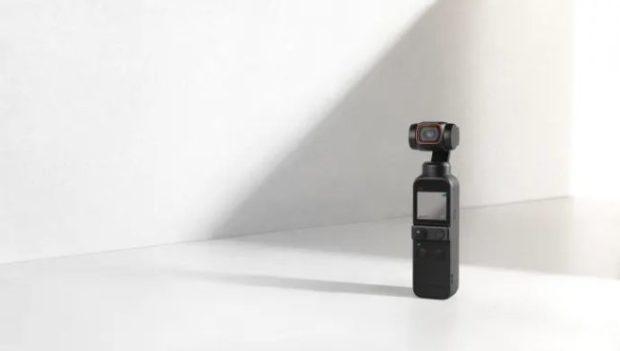DJI Pocket 2: 4K stabilizzato da tasca
