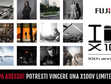 Fujifilm Serie X100