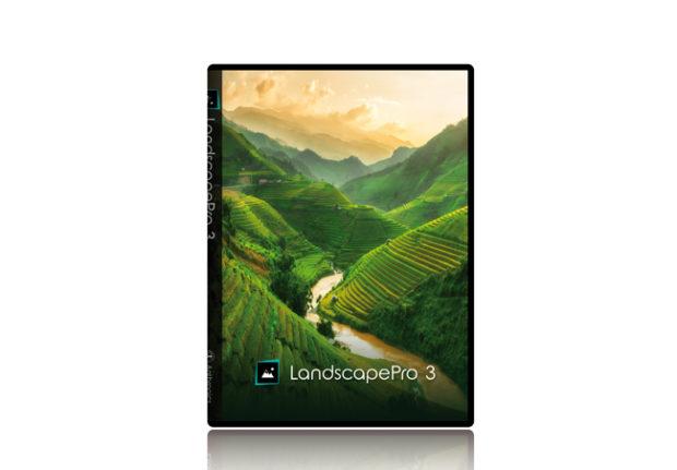 Software di fotoritocco LandscapePro V3
