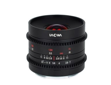 Laowa 12mm T/2.9 Zero-D