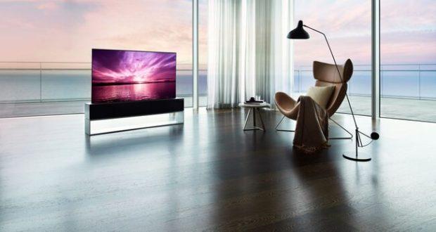LG Signature OLED R, il TV arrotolabile arriva sul mercato