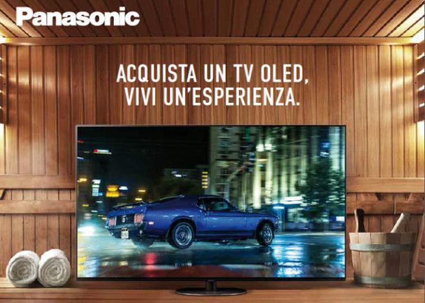 Panasonic: acquista un prodotto, ottieni un premio