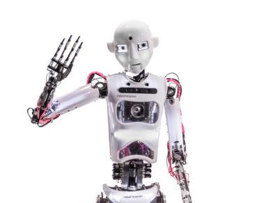 Robothespian 2017 Engineered Arts ltd