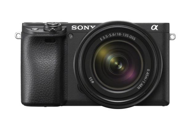 Fotocamera Mirrorless Sony A6400