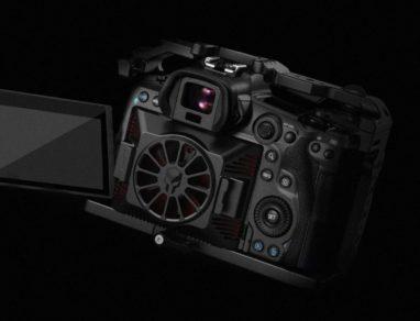 Tilta per Canon EOS R5 surriscaldamento