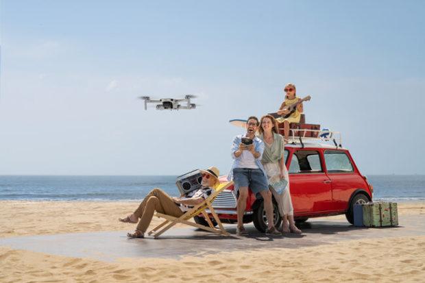 DJI Mini 2, il piccolo drone si rinnova con il 4K