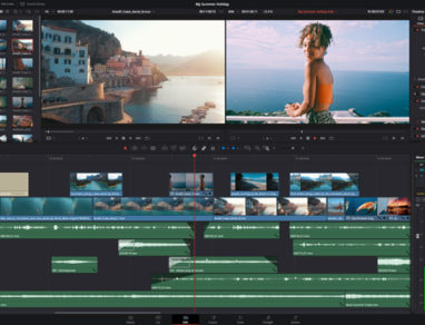 Blackmagic Resolve 17