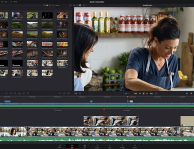 Blackmagic DaVinci Resolve 17.1