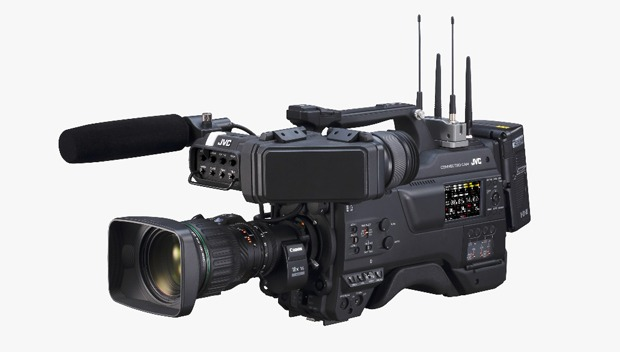 JVC Connected Cam serie 500 e 900, nuovo firmware
