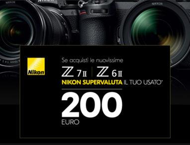 Nikon supervalutazione