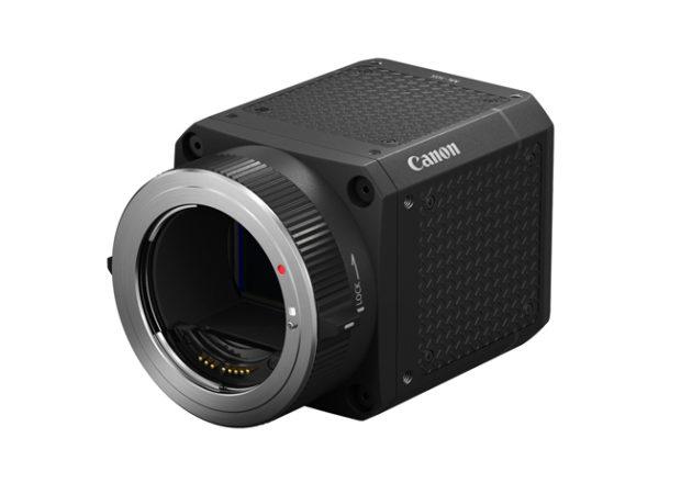 Canon ML-105 EF, il cubo magico che vede al buio