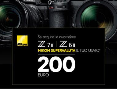 promozione per acquisto Nikon Z 6II Nikon Z 7II