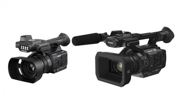 Videocamera Full HD Panasonic AG-AC30 / Videocamera UltraHD/4K Panasonic HC-X1