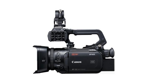 Canon, nuovo firmware per XF405/XF400, XA55/XA50, XA40, Legria HF G60 e HF G50